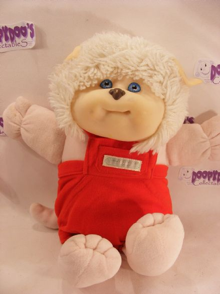 VINTAGE 80'S CABBAGE PATCH CABBAGE PATCH CAT, DOG